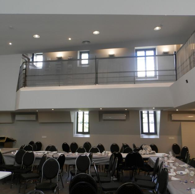 Construction d'un centre de documentation - Yerres (91)