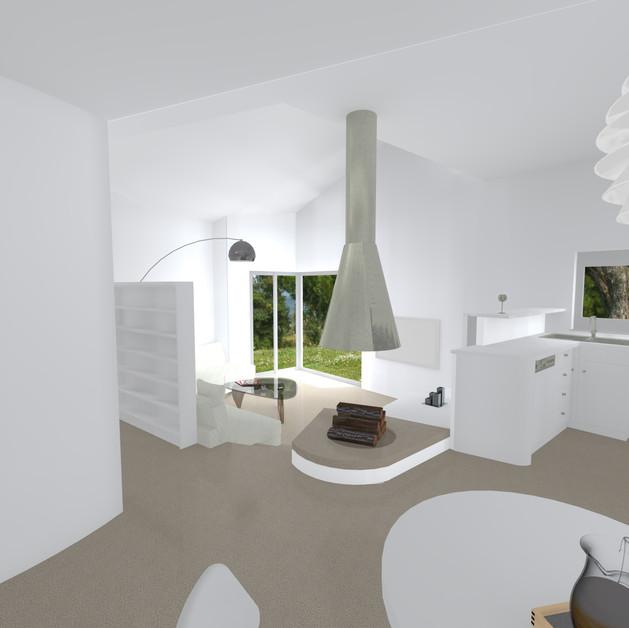 En cours - Maison neuve à Montclar-de-Quercy (82)
