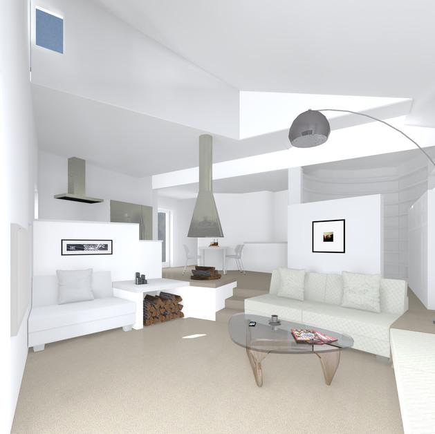Maison neuve - Montclar-de-Quercy (82)
