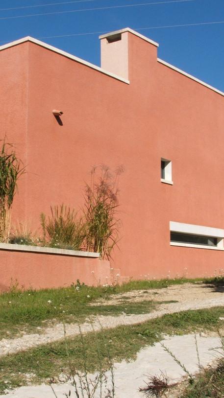 Construction d'une maison neuve - Aubignan (84)