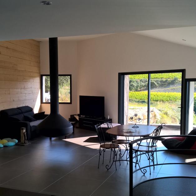 Construction d'une maison neuve - Mérindol-les-Oliviers (30)