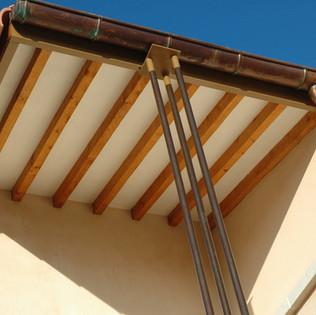 Extension d'une maison - Le Barroux (84)