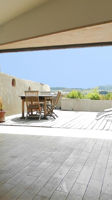 Restructuration d'une maison de village - Vaucluse (84)