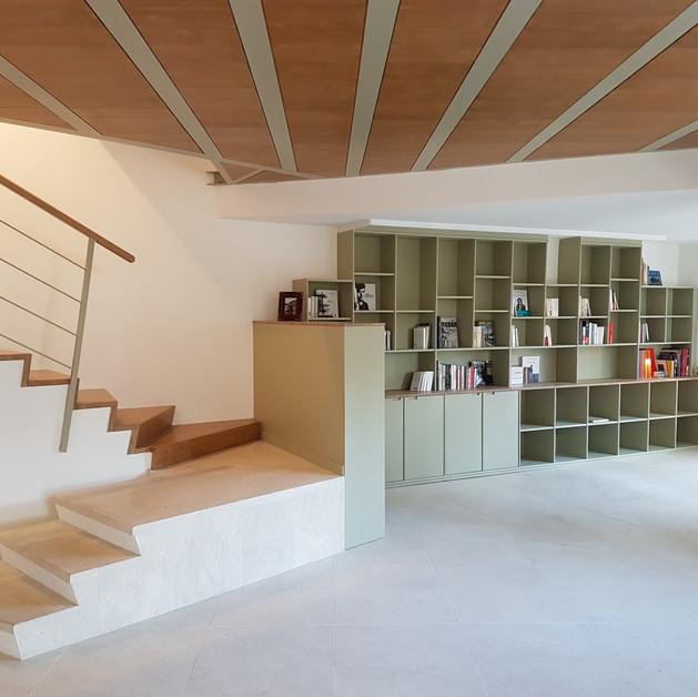 2018 - Réception d'une maison - Caromb (84)
