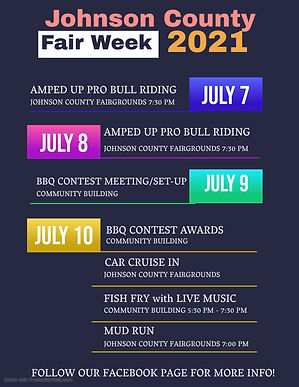 Copy of Upcoming Events Flyer Template -