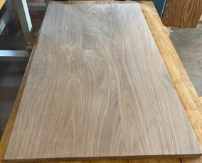 Walnut Plank Style
