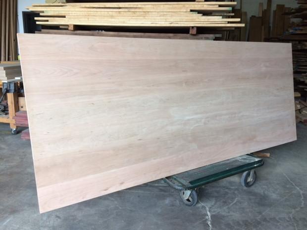 Cherry plank style