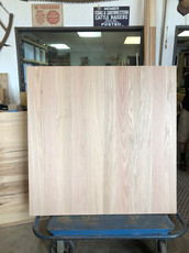 Red Oak Plank Style