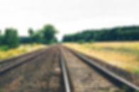 Railway Tracks Nature