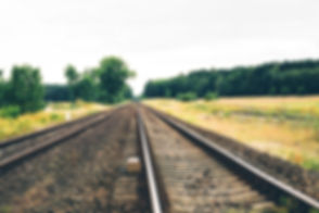 Jernbanespor Natur