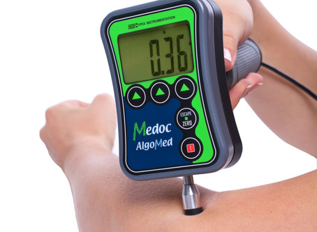 AlgoMed – High Level Technology for Pain Diagnosis