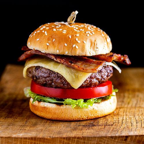 Boerewors Burger Patties  2 x 200g