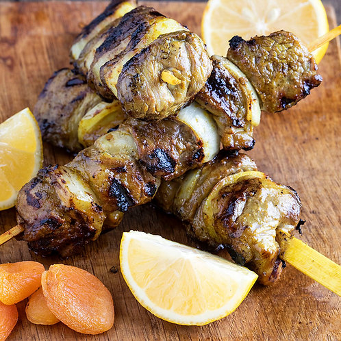 Lamb Sosaties Cape Malay 500g