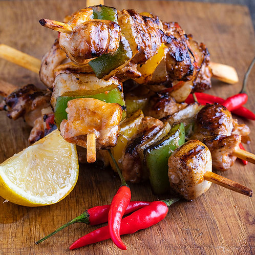 Chicken Sosaties Peri-Peri  500g