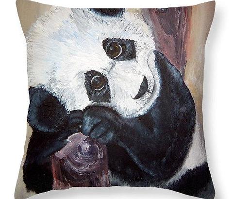 Coussin Déco Panda