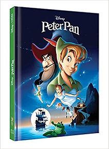 Peter Pan Livre illustré pour enfants