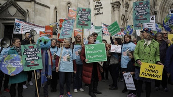 Hillingdon Friends of the Earth and the campaign against Heathrow Expansion