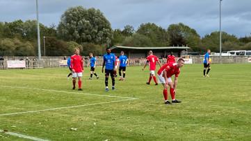 Uxbridge 2-2 Bracknell Town match report: Uxbridge make second half comeback