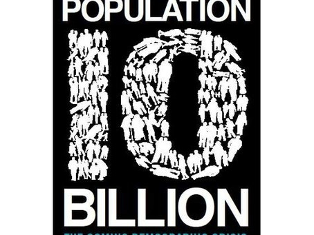 'Population 10 Billion' review by Danny Dorling- an eyeopening insight on the demographic crisis