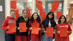 Hillingdon students take a stand against racism