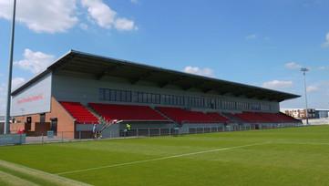 Hayes & Yeading United receive home draw against Carlisle United