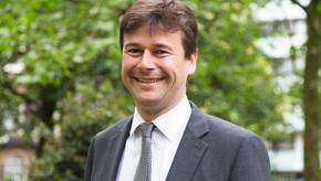 Professor Andrew Jones announced as Brunel's new Vice-Chancellor