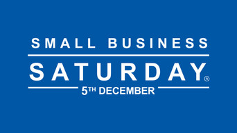 Small Business Saturday is back and it's bigger and better!