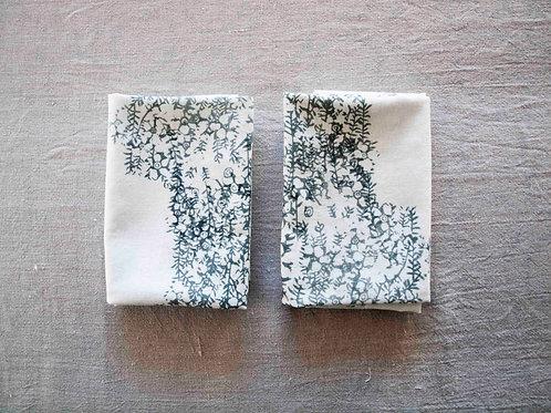 Cotton/Linen Tea Towel set of 2 (Tea Tree)