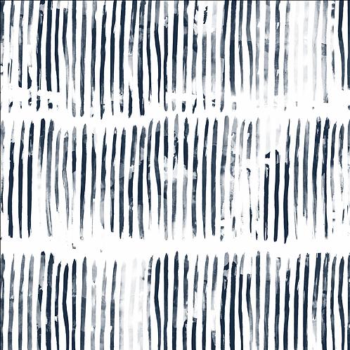 Stripe, Smoke on White