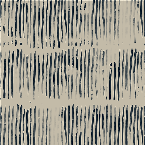 Stripe, Smoke on Flax