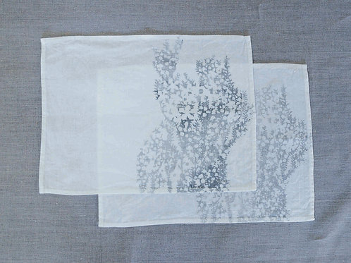 Placemat Set of  2, Tea Tree