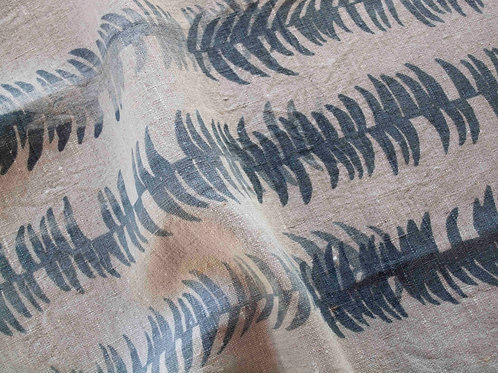 Tea Towel | Frond, Emerald on Flax