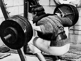 Back in the Rack: Returning to Squatting after a Layoff
