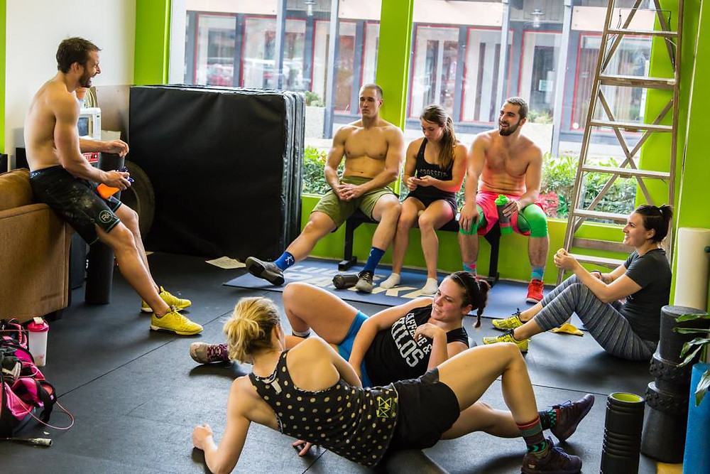 Victoria's best crossfit gym