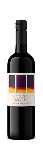 Tyrian Clouds Shiraz