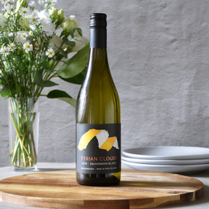 Tyrian Clouds 2018 Sauvignon Blanc Rated Gold 92 Points