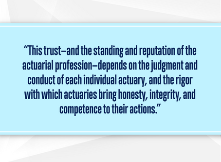 Precept 1: Honesty, Integrity, and Competence
