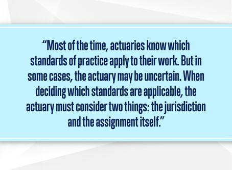Precept 3—Which Standards Apply?