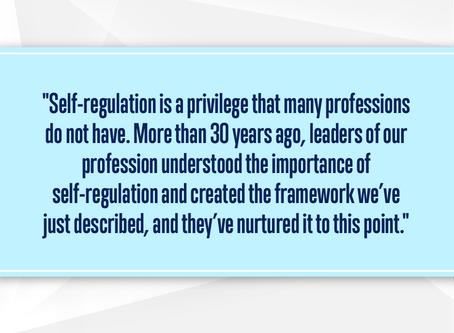 Q&A: Self-Regulation and the Actuarial Profession