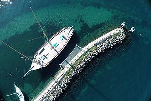 fond eau bateau
