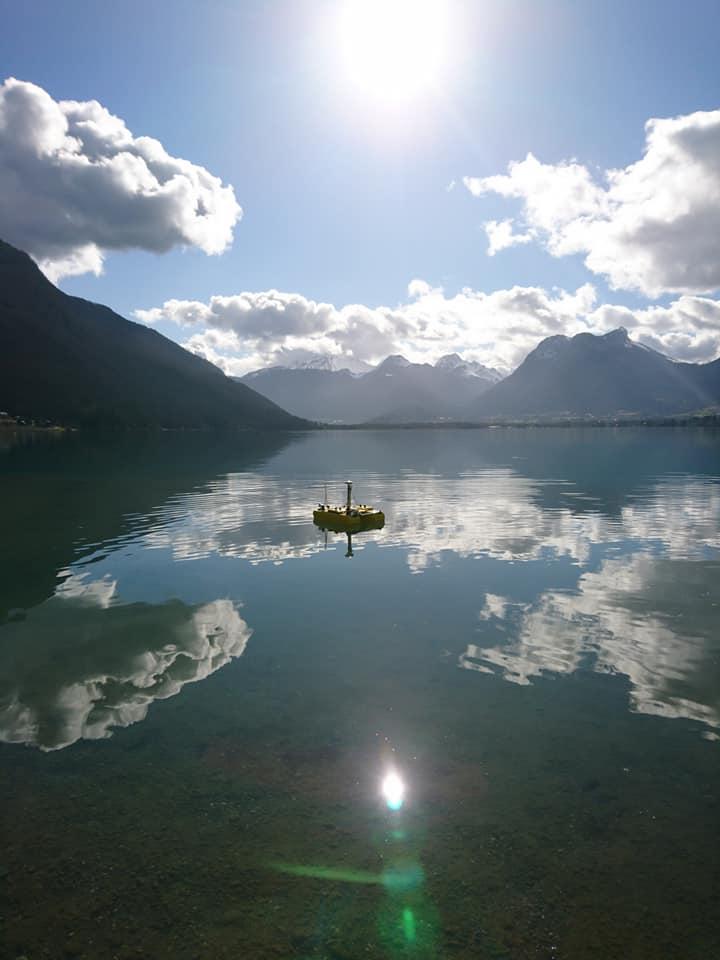 Lac Annecy Février 2020