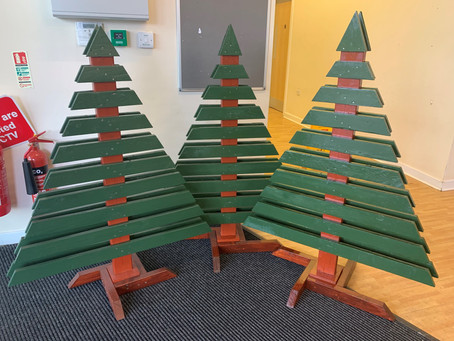 Christmas Tree Raffle