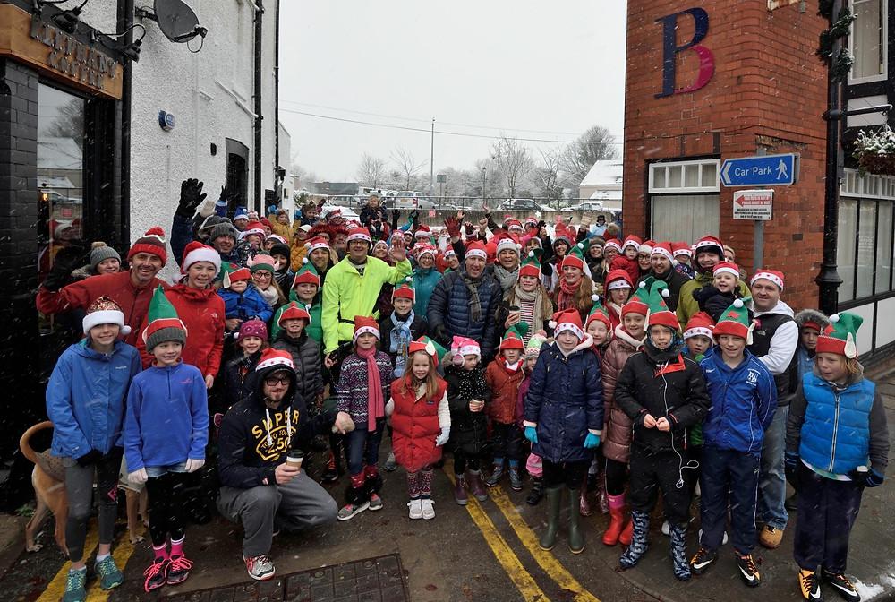 Santa Dash 2017