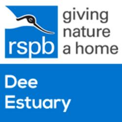 RSPB Burton Mere logo