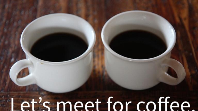 Community Coffee Break