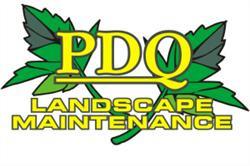 PDQ Landscapes logo