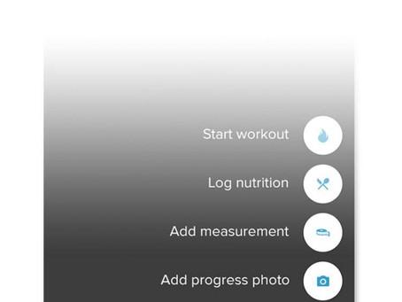 SLFitness for the Apple App Store