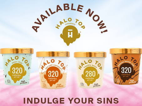 Halo-Top in Iceland?!