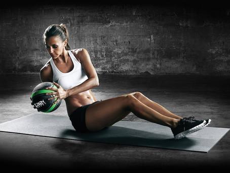 SLF Top 4 Exercises for a SHREDDED 6 Pack