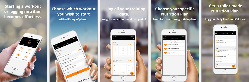 The SLF App can be yours today!